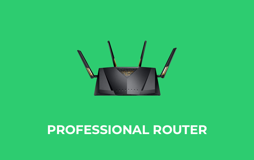 Professional Router