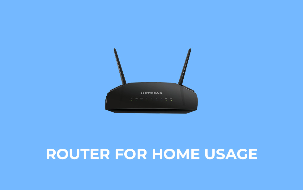 Router for Home Usage