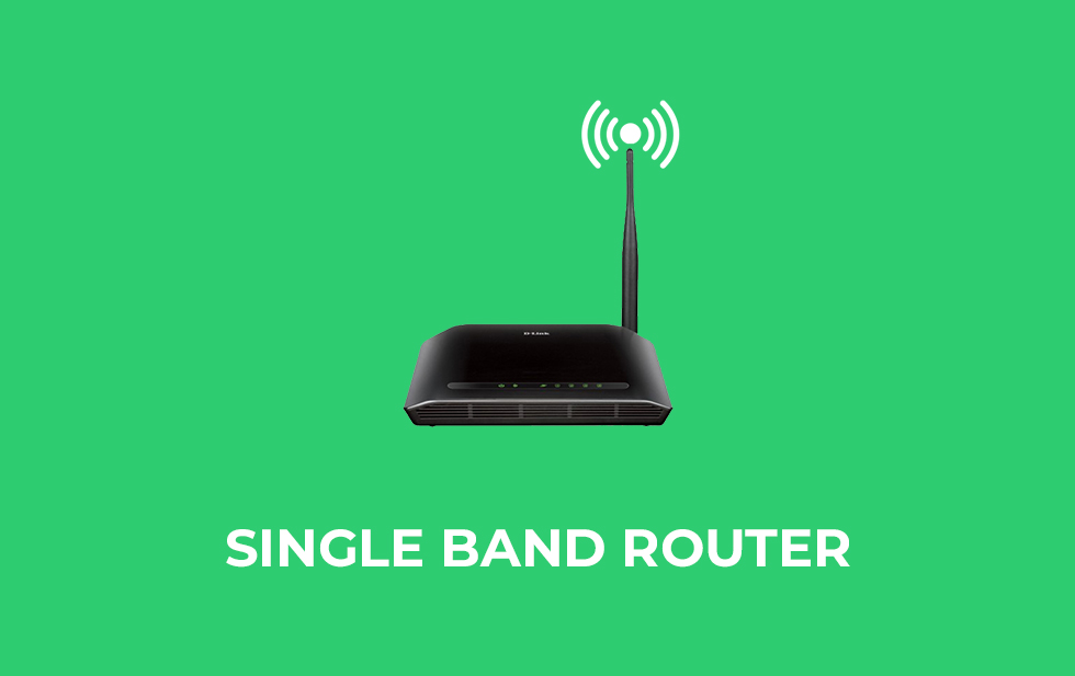 Single Band Router